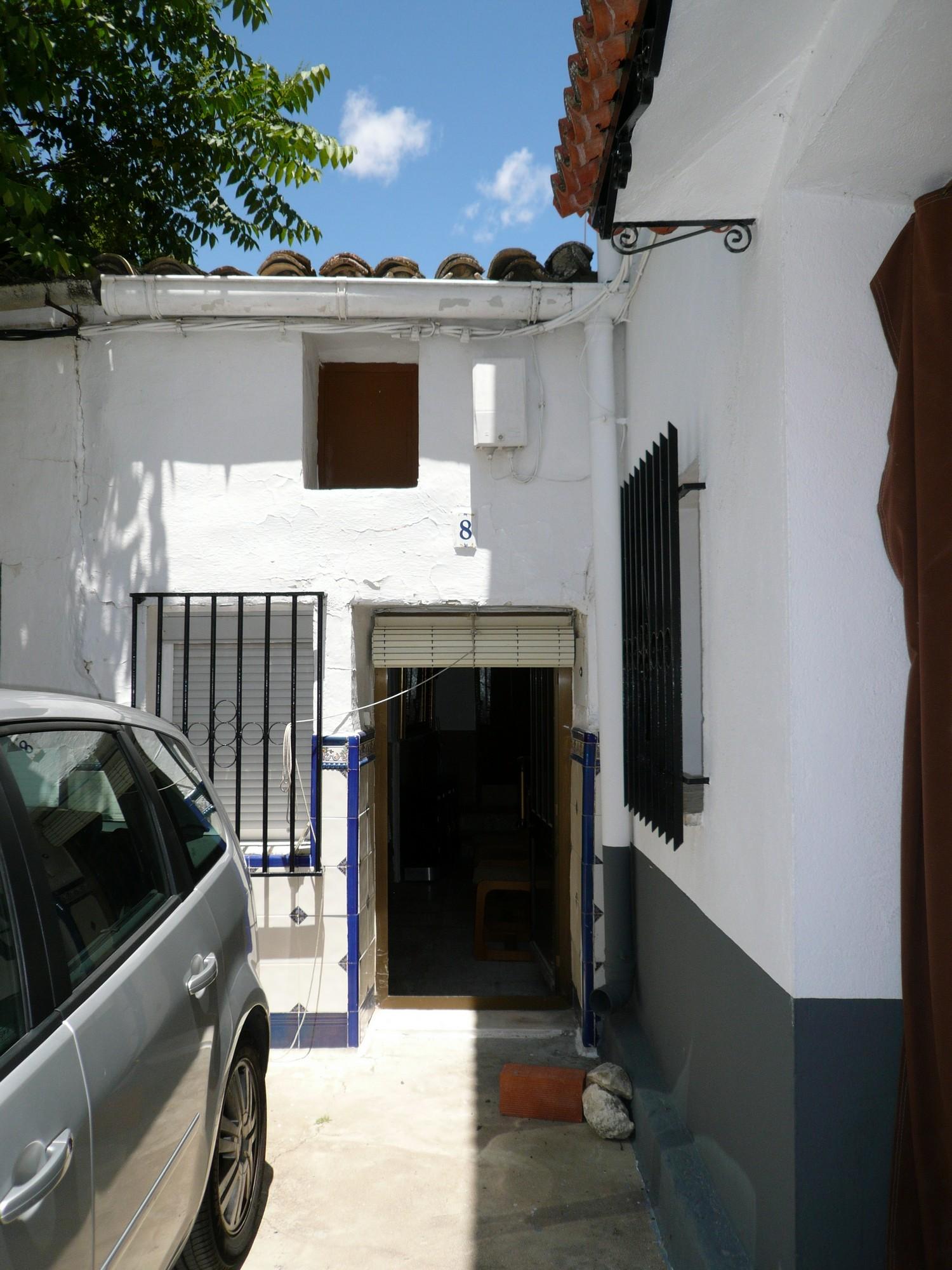 C/ Los Morales, Hinojosa ( Cuenca )