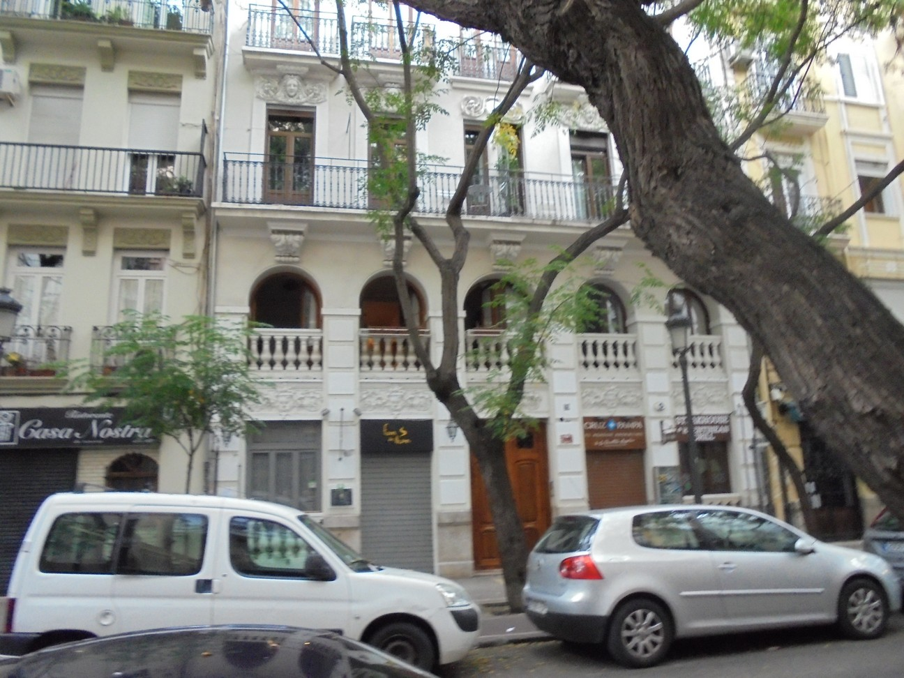 c/ Conde Altea 29, Valencia.
